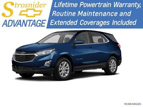 2020 Chevrolet Equinox for sale in Hopewell, VA