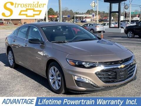 2019 Chevrolet Malibu for sale at Strosnider Chevrolet in Hopewell VA