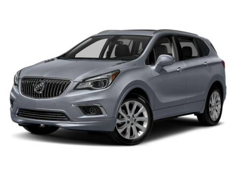 2017 Buick Envision Essence for sale at Strosnider Chevrolet in Hopewell VA