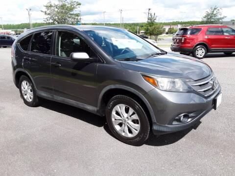 2013 Honda CR-V for sale at Strosnider Chevrolet in Hopewell VA