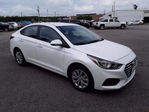 2020 Hyundai Accent for sale at Strosnider Chevrolet in Hopewell VA
