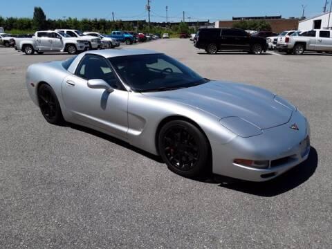 2002 Chevrolet Corvette for sale at Strosnider Chevrolet in Hopewell VA