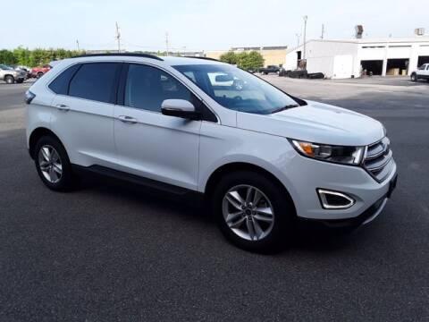 2018 Ford Edge for sale at Strosnider Chevrolet in Hopewell VA