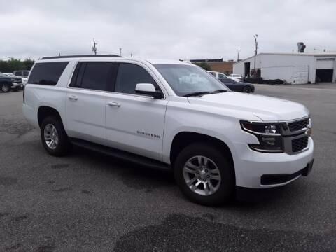 2019 Chevrolet Suburban for sale at Strosnider Chevrolet in Hopewell VA