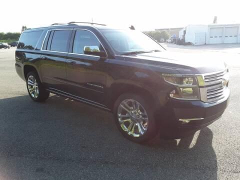 2020 Chevrolet Suburban for sale at Strosnider Chevrolet in Hopewell VA