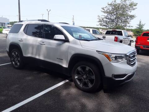 2018 GMC Acadia for sale at Strosnider Chevrolet in Hopewell VA