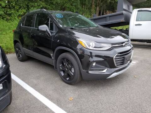 2019 Chevrolet Trax for sale at Strosnider Chevrolet in Hopewell VA