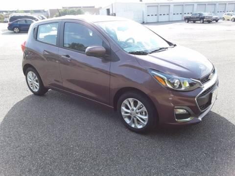 2021 Chevrolet Spark for sale at Strosnider Chevrolet in Hopewell VA