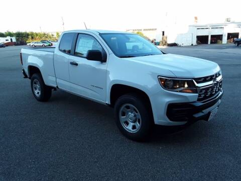 2021 Chevrolet Colorado for sale at Strosnider Chevrolet in Hopewell VA
