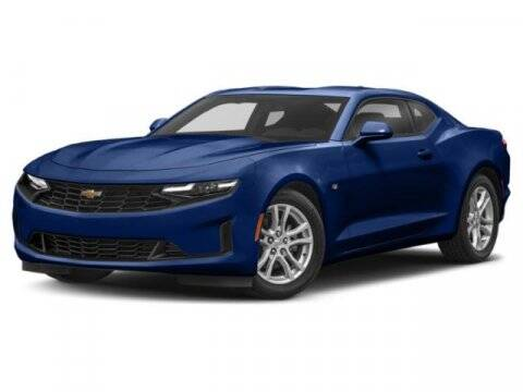 2020 Chevrolet Camaro for sale at Strosnider Chevrolet in Hopewell VA