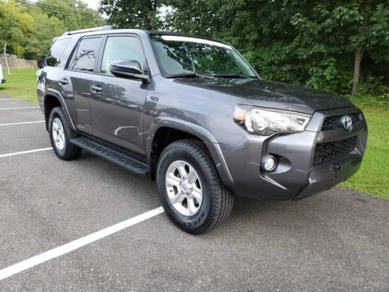 2019 Toyota 4Runner for sale at Strosnider Chevrolet in Hopewell VA