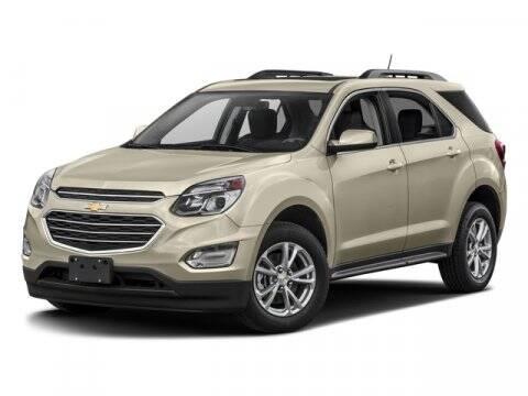 2017 Chevrolet Equinox for sale at Strosnider Chevrolet in Hopewell VA