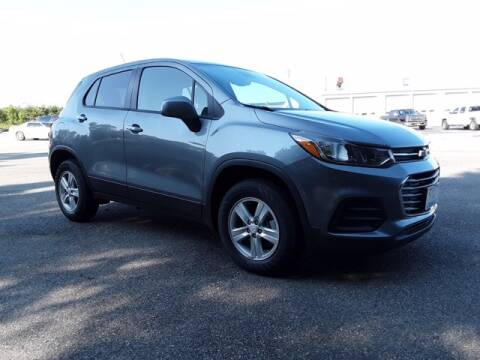 2020 Chevrolet Trax for sale at Strosnider Chevrolet in Hopewell VA