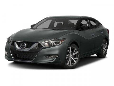 2017 Nissan Maxima for sale at Strosnider Chevrolet in Hopewell VA