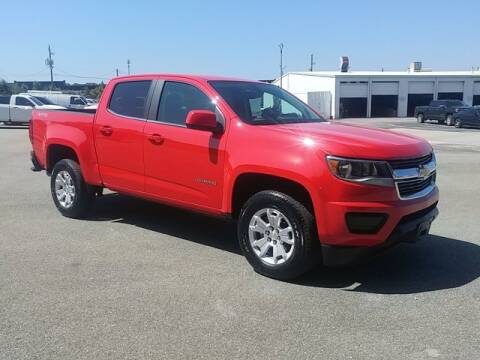 2020 Chevrolet Colorado for sale at Strosnider Chevrolet in Hopewell VA