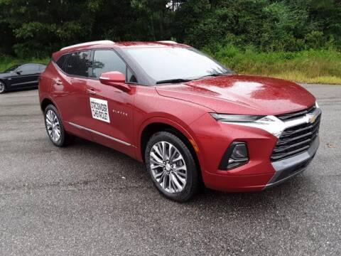 2020 Chevrolet Blazer for sale at Strosnider Chevrolet in Hopewell VA