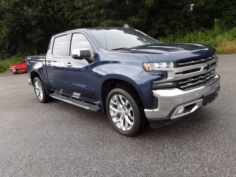 2019 Chevrolet Silverado 1500 for sale at Strosnider Chevrolet in Hopewell VA