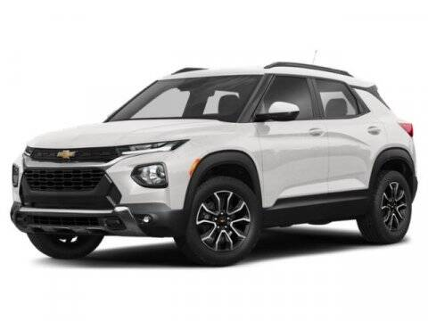 2021 Chevrolet TrailBlazer for sale at Strosnider Chevrolet in Hopewell VA