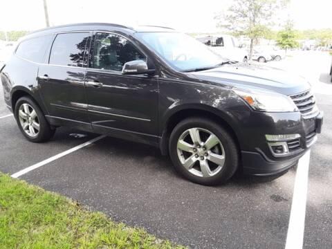 2017 Chevrolet Traverse for sale at Strosnider Chevrolet in Hopewell VA