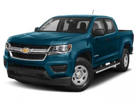 2019 Chevrolet Colorado for sale at Strosnider Chevrolet in Hopewell VA