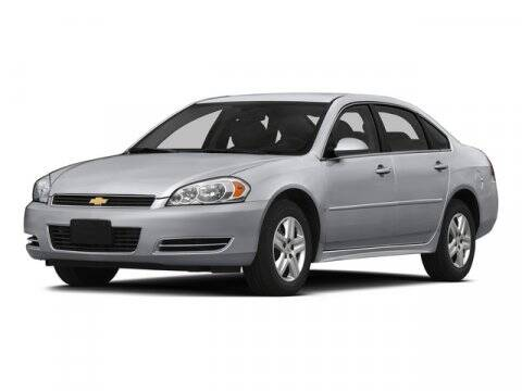 2015 Chevrolet Impala Limited for sale at Strosnider Chevrolet in Hopewell VA