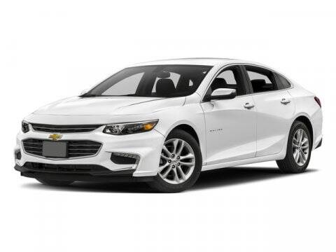 2018 Chevrolet Malibu for sale at Strosnider Chevrolet in Hopewell VA