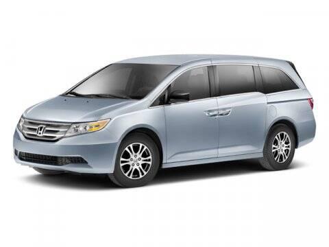 2013 Honda Odyssey for sale at Strosnider Chevrolet in Hopewell VA