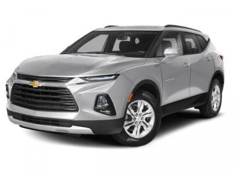 2020 Chevrolet Blazer for sale at Strosnider Chevrolet in Hopewell VA