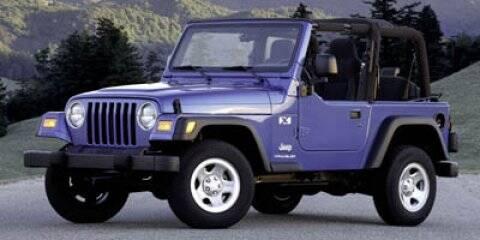 2006 Jeep Wrangler for sale at Strosnider Chevrolet in Hopewell VA