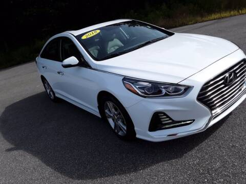2018 Hyundai Sonata for sale at Strosnider Chevrolet in Hopewell VA
