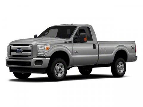 2011 Ford F-350 Super Duty for sale at Strosnider Chevrolet in Hopewell VA
