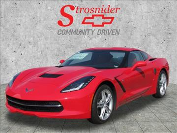 2017 Chevrolet Corvette for sale in Hopewell, VA