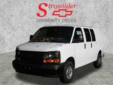 2017 Chevrolet Express Cargo for sale in Hopewell, VA