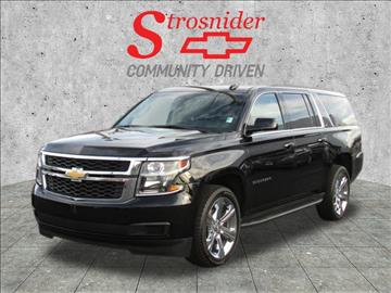 2016 Chevrolet Suburban for sale in Hopewell, VA