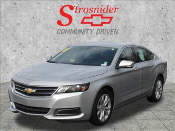 2016 Chevrolet Impala for sale in Hopewell, VA