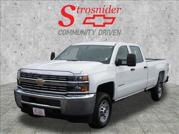 2016 Chevrolet Silverado 2500HD for sale in Hopewell, VA