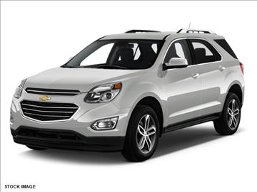 2017 Chevrolet Equinox for sale in Hopewell, VA
