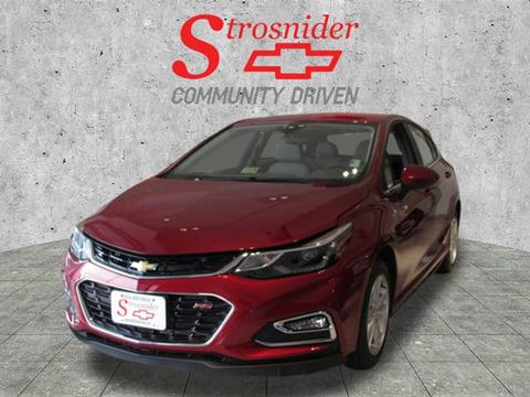 2017 Chevrolet Cruze for sale in Hopewell, VA