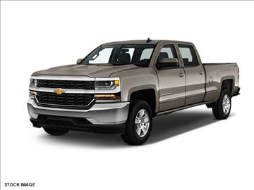 2017 Chevrolet Silverado 1500 for sale in Hopewell, VA