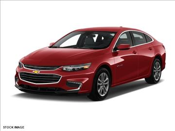 2017 Chevrolet Malibu for sale in Hopewell, VA