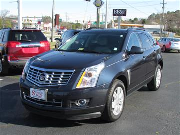2015 Cadillac SRX for sale in Hopewell, VA