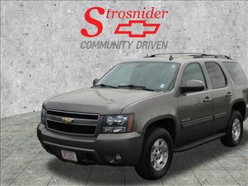 2011 Chevrolet Tahoe for sale in Hopewell, VA