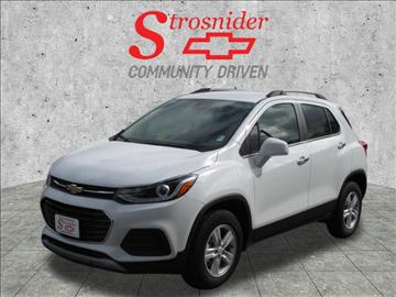 2017 Chevrolet Trax for sale in Hopewell, VA