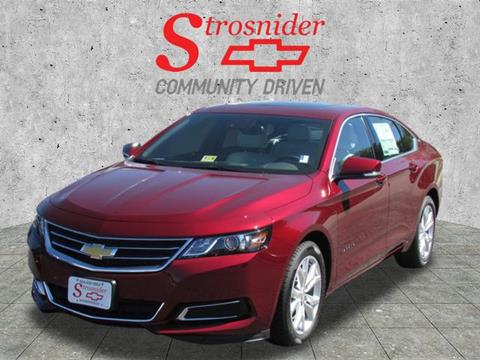 2017 Chevrolet Impala for sale in Hopewell, VA