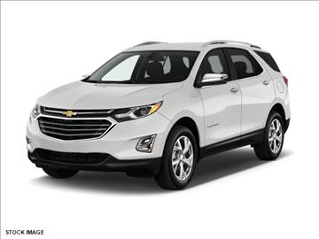 2018 Chevrolet Equinox for sale in Hopewell, VA