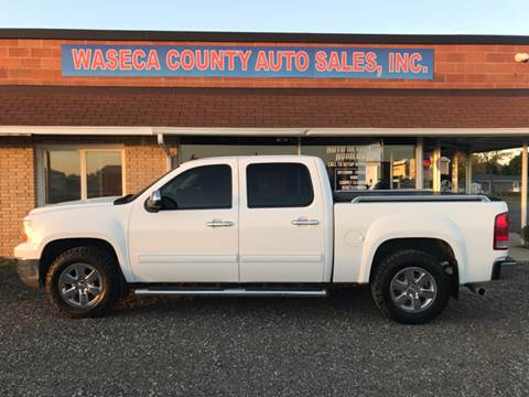2010 GMC Sierra 1500 for sale in Waseca, MN