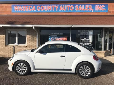 2016 Volkswagen Beetle for sale in Waseca, MN
