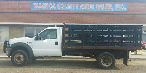 2005 Ford F-450 Super Duty for sale in Waseca, MN