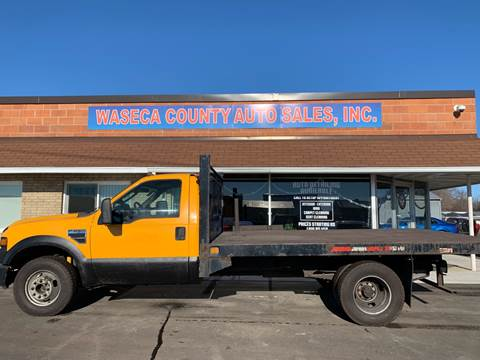 2008 Ford F-350 Super Duty for sale in Waseca, MN