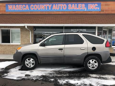 2001 Pontiac Aztek for sale in Waseca, MN